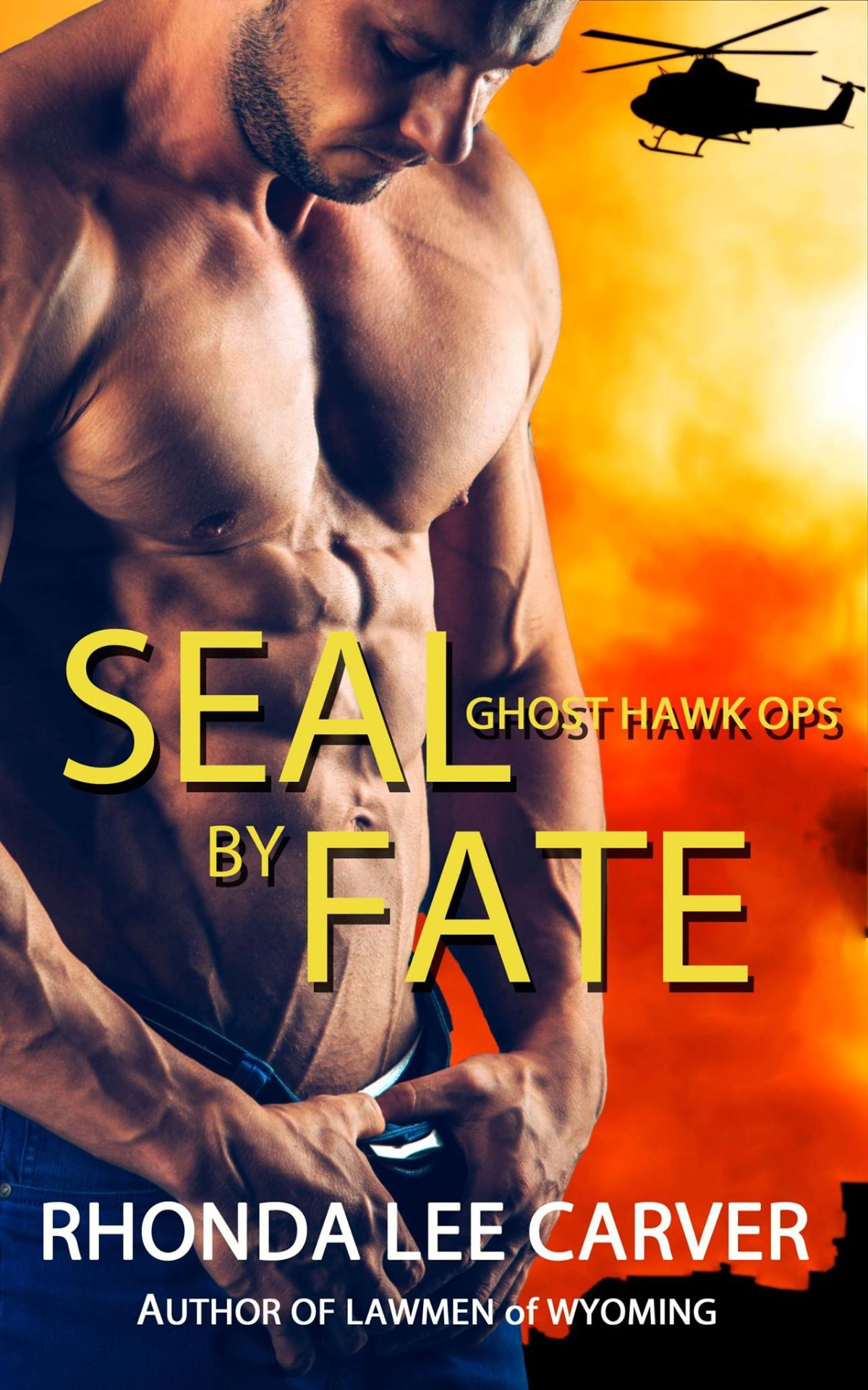 NEW RELEASE: SEAL BY FATE BY RHONDA LEE CARVER