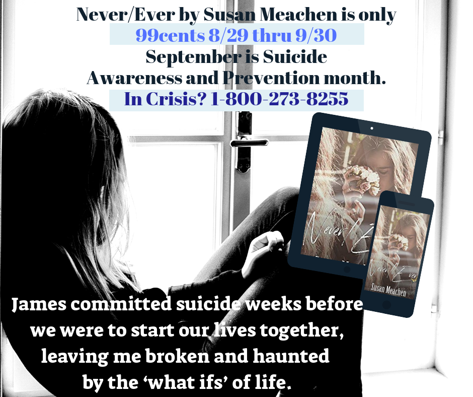Never/Ever by Susan Meachen