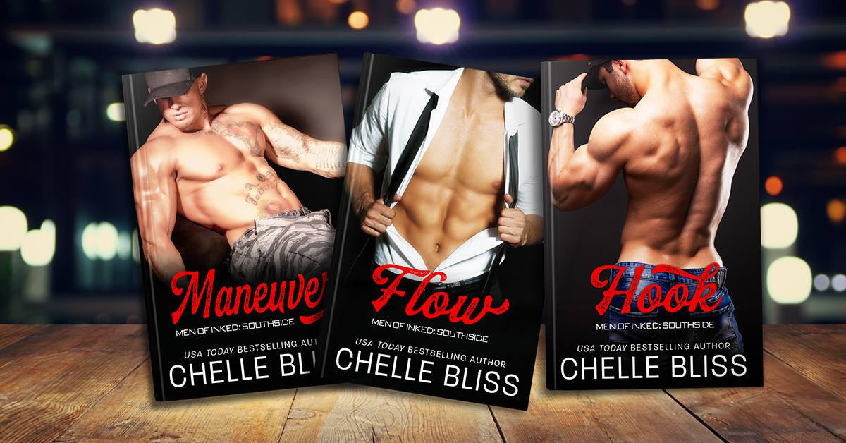 Men of Inked: Southside by Chelle Bliss