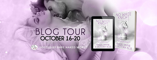 New Release: No White Knight by Angel Payne & Victoria Blue