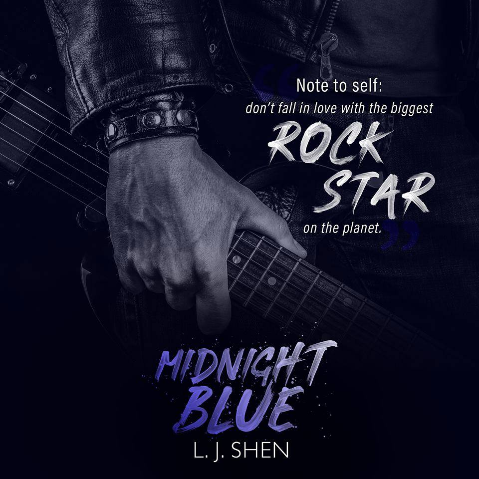 Red's Review of Midnight Blue by LJ Shen