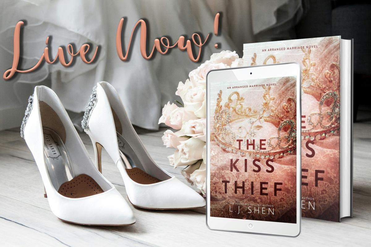 The Kiss Thief by LJShen